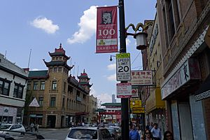 Chicago Chinatown 100 Years