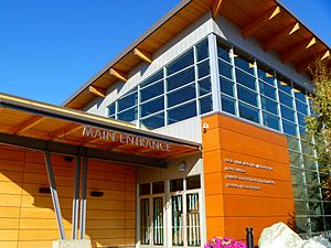 Fairbanks Visitor Center