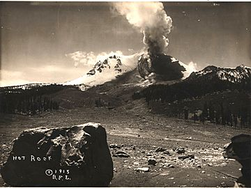 Hot Rock and Lassen Peak eruption (8435233899)