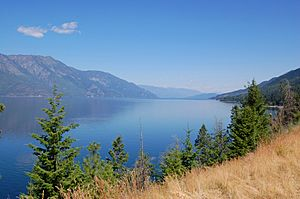 Kootenay Lake South Arm
