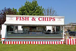 Mobile Fish and Chips
