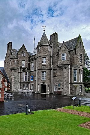 Perth and Kinross Perth Balhousie Castle 1.jpg