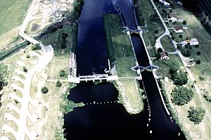 USACE Ortona Lock and Dam