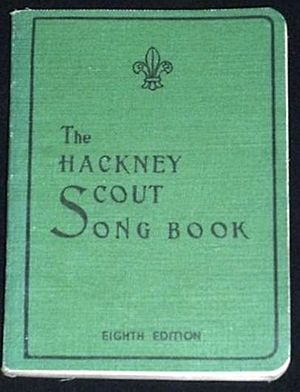 Hackney Scout Song Book