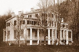 Jacob Sloat House - c1900