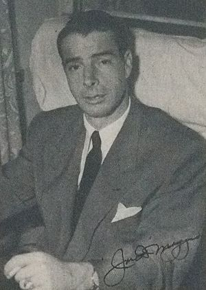 Joe DiMaggio 1951 in Japan