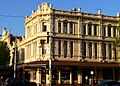 Lygon buildings carlton victoria