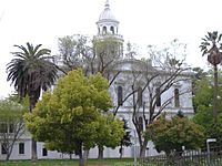 Merced CA Historic Courthouse1