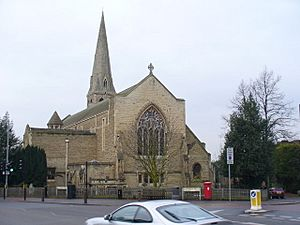 St Mark's Church - geograph.org.uk - 1077824.jpg