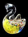 Swan of Glass