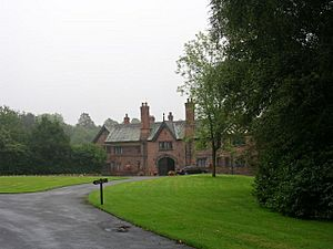 Wardley Hall