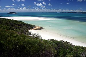 Whitsunday Island - Whitehaven Beach 01