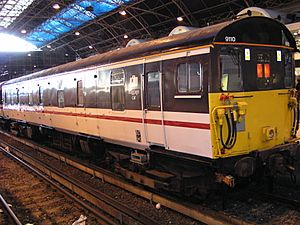 9110 at London Victoria