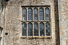 Charles I window - Carisbrooke Castle