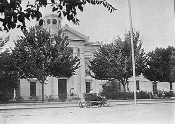 Colusa Cty Courthouse 1908