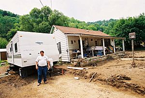 FEMA - 21505 - Photograph by Bob McMillan taken on 05-18-2002 in West Virginia