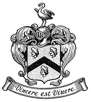 Makers of Virginia History - John Smith Coat of Arms