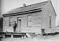 Birthplace of Florida's most famous resident, Mark Twain.