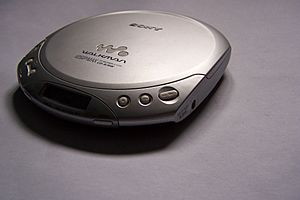 Sony CD Walkman D-E330