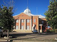Union County, NM Courthouse, Clayton, NM IMG 4953