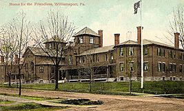 Williamsport pre 1921 postcard8