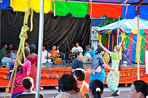 ISKCON Festival of India Baltimore