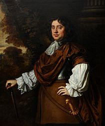 John Graham of Claverhouse, 1st Viscount Dundee, 'Bonnie Dundee' by Peter Lely