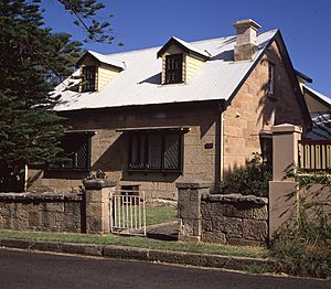 (1)House in Hunters Hill