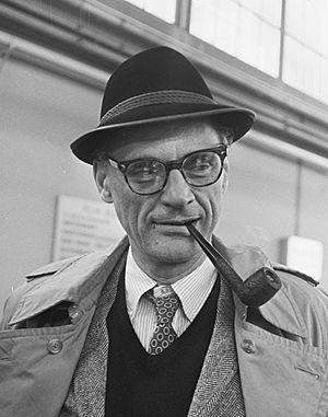 Arthur Miller 1966