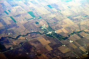 Forrest, Illinois aerial 01A