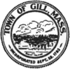 Official seal of Gill, Massachusetts