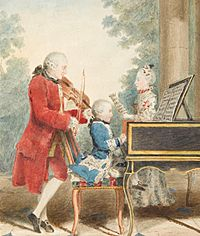Mozart family crop