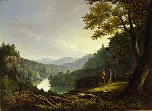 James Pierce Barton - Kentucky Landscape - 1832 - Google Art Project