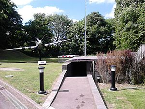 Battle of Britain Bunker - June 2013