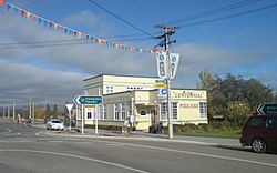 Centenniel Milk Bar In Central Ranfurly