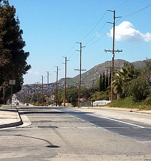Moreno Valley-Ironwood view