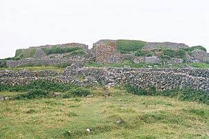 Stone Fort Inishmaan