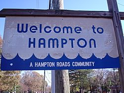 Welcome To HamptonVA