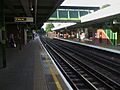 Woodford station north