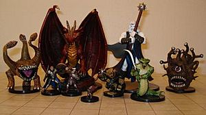 Dungeons & Dragons Miniatures 2