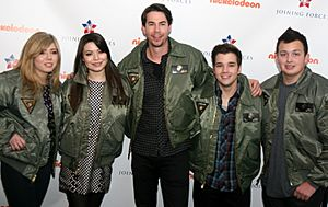 ICarly Cast 2012