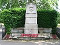 Kennington War Memorial, Kennington Park, London SE11 - geograph.org.uk - 391636.jpg