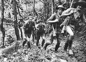 Kokoda retreat (AWM 013288)