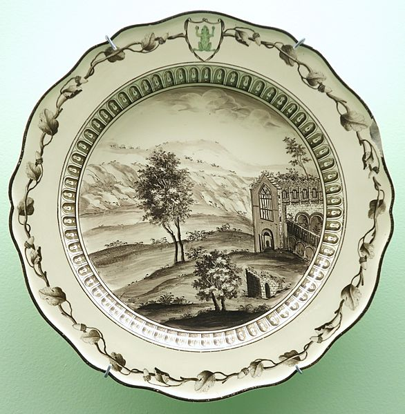 https://kids.kiddle.co/images/thumb/a/a1/Plate_from_La_Grenouilliere_%28Frog_Marsh%29_service_for_Catherine_II_of_Russia_-_Wedgwood%2C_1774%2C_creamware_-_Brooklyn_Museum_-_DSC08997.JPG/586px-Plate_from_La_Grenouilliere_%28Frog_Marsh%29_service_for_Catherine_II_of_Russia_-_Wedgwood%2C_1774%2C_creamware_-_Brooklyn_Museum_-_DSC08997.JPG