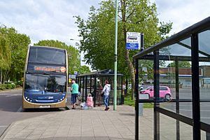 Cmglee Haverhill bus station