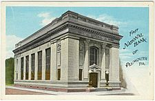 First National Bank of 1915
