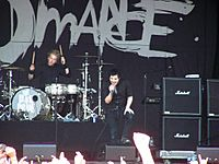 My Chemical Romance BDO Feb 4 07 1