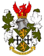 Oldbury Municipal Borough Coat of Arms