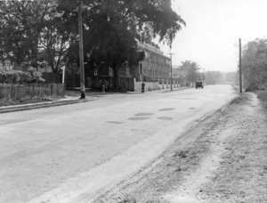 Queensland State Archives 536 Cook Terrace Coronation Drive Milton Brisbane October 1945