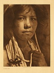 Edward S. Curtis Collection People 100